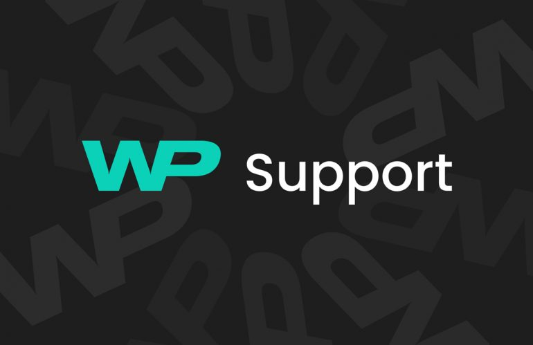 WP Support pour vos sites WordPress